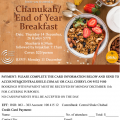 Central Chanukah Breakfast 2017